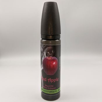 SS Custom Vapes Red Apple